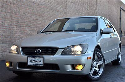 manual cars for sale 2004 lexus is seat position control 2004 lexus is 300 cars for sale