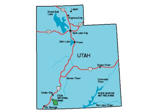 Total Number Of Mba Program In Utah Statistics by Utah Facts Symbols Tourist Attractions