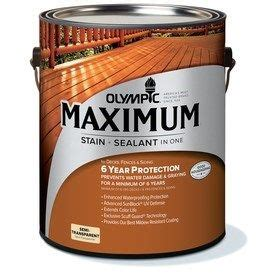 deckscom olympic deck stain reviews