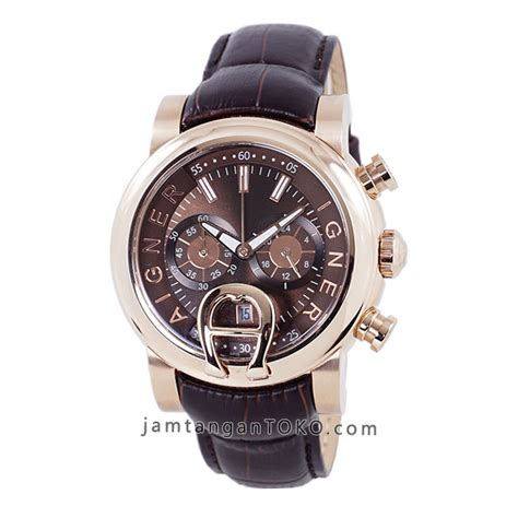 Aigner Bari A3752 Rosegold Leather Grade Aaa 2 harga sarap jam tangan aigner bari chronograph brown leather