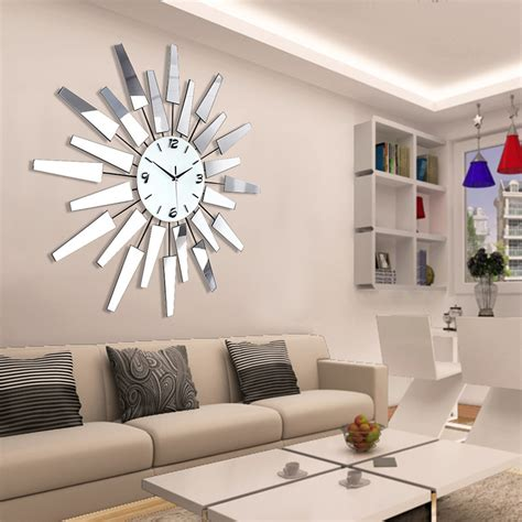 decorative wall clock large decorative wall clocks eldesignr