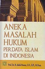 Pelaksanaan Hukum Waris Di Indonesia Prof Dr H Zainuddin Ali M A buku aneka masalah hukum perdata islam di indonesia jual