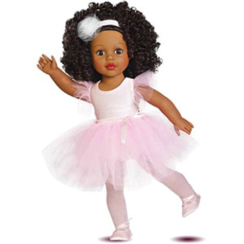 black 18 doll my as ballerina dressed 18 quot doll american