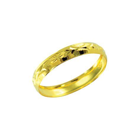 Gelang Set Cincin cincin merisik 916 wah chan gold jewellery