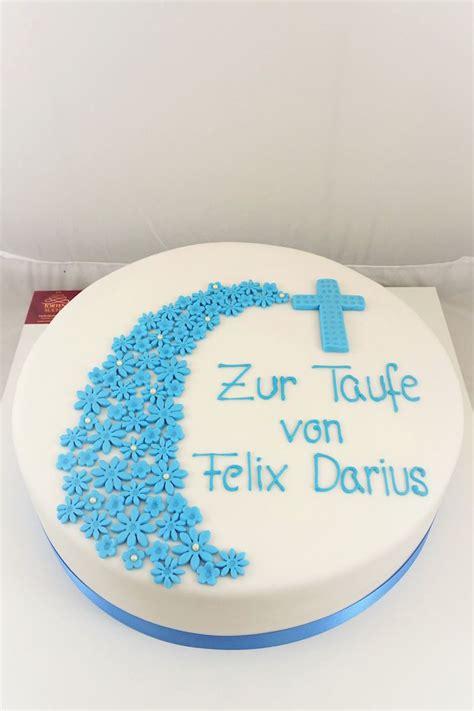 Taufe Torte Bestellen by Liebevoll Dekorierte Torte Zur Taufe In M 252 Nchen Und
