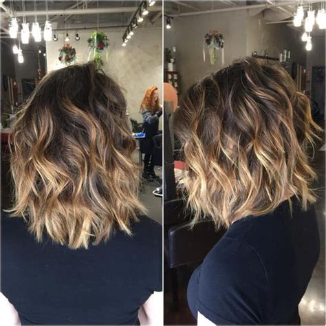 medium haircuts blonde ombre 25 best ideas about medium balayage hair on pinterest