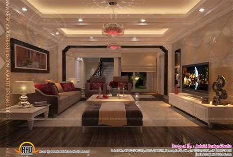 interior design of living room dining room and kitchen