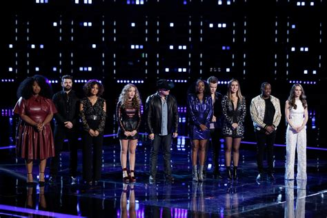 shelton is the best coach on the voice quot the voice quot top 8 are here and coach shelton is in