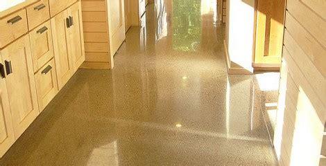 MN Concrete Floor Services: Polishing, Terrazzo, Coating