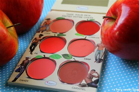 Thebalm How Bout Them Apple the balm cosmetics how bout them apples review a sweet