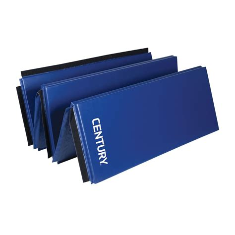 4 X 8 Mat by Century Folding Panel Mat Blue 4x8 On Sale Only 428 99