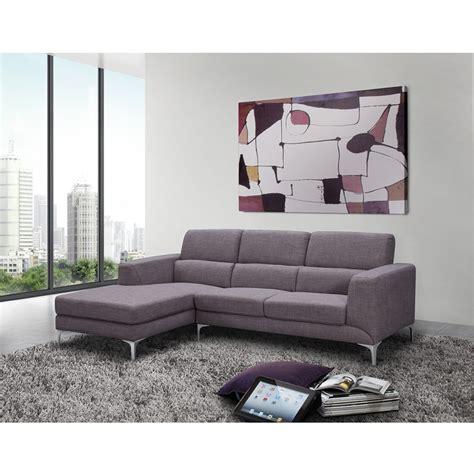 modern sofas sydney sydney modern gray fabric sectional sofa eurway