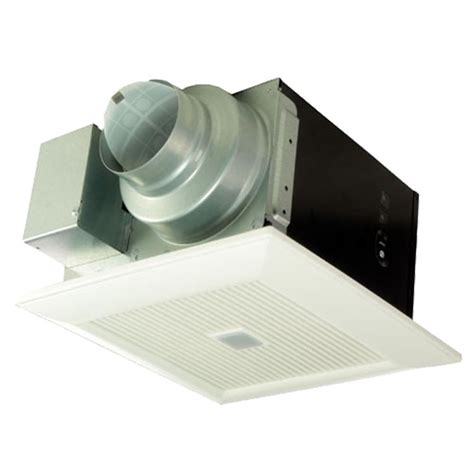 panasonic exhaust fans with humidity sensor panasonic whispersense 110 cfm bathroom fan with motion
