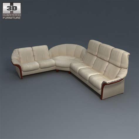 sofa set models 3d models eldorado sofa set ekornes stressless 3d