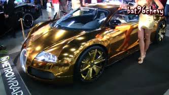 All Gold Bugatti Gold Bugatti Veyron On Gold Forigato Wheels Forgiato