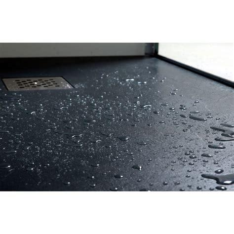 piatti doccia piatto doccia in pietra sintetica ardesia 90x90 ad angolo