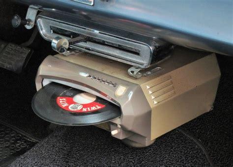car recording spinning vinyl while cruising the interstate vinyls