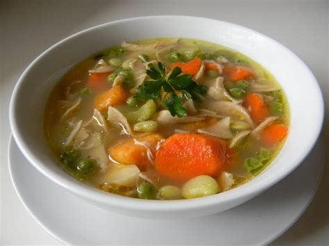 how to make chicken noodle soup without broth