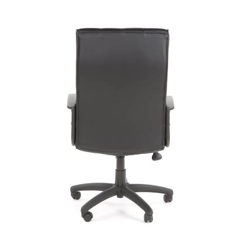 high back tufted office chair office products button tufted high back executive