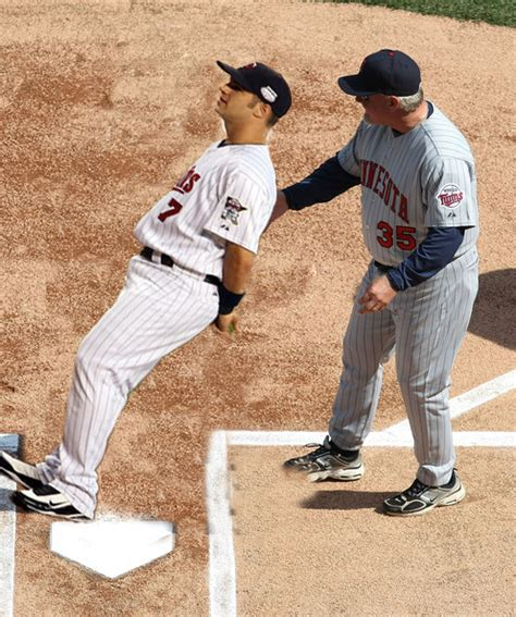 joe mauer quick swing mauer replaces quickswing with trust building exercises