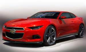 2016 chevrolet camaro: 25 cars worth waiting for 2014–2017