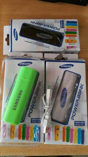 Power Bank Gmc 5600 Mah Reall jual power bank 5600mah real high fast charging di lapak uyuhan st 182 store uyuhanstore
