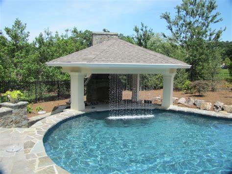pavillon pool outdoor pavilion search garden