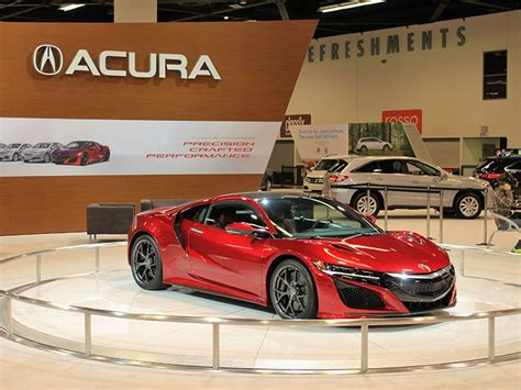 Acura Orange County 35 Must See Vehicles At The 2016 Orange County Auto Show