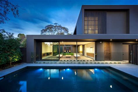 amazing modern houses house colors amazing modern facade in brown