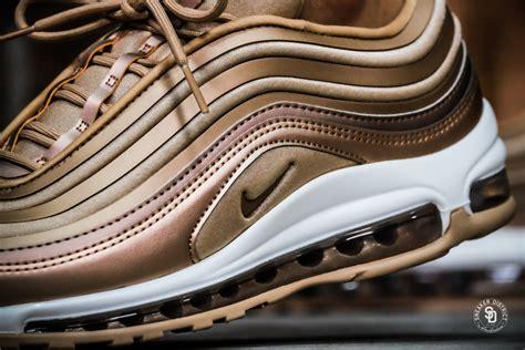Nike Airmax Lunar Brown Size 37 40 nike s air max 97 ul 17 metallic bronze elm