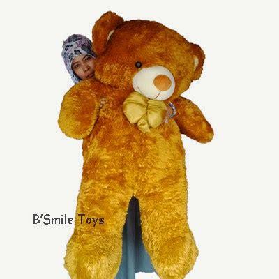 Boneka Teddy Coklat Besar pusatnya boneka teddy besar ukuran jumbo 120cm kaskus
