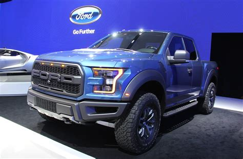ford truck ford trucks makes big statement at york auto