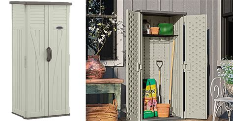 craftsman vertical storage shed sears com craftsman vertical storage shed just 99 99