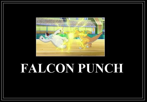 Falcon Punch Meme - falcon punch meme by 42dannybob on deviantart