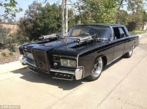 green hornet s legendary black car complete with