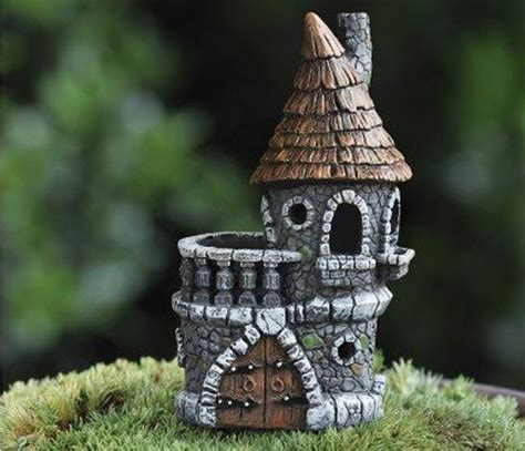 miniature gardening cottages c 2 miniature gardening cottages c 2 fiddlehead garden miniature micro mini homes cottage dwelling ebay