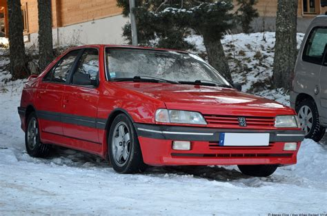 peugeot 405 mi16 a look at the peugeot 405 mi16 ran when parked