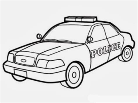 film kartun anak mobil polisi mewarnai gambar mobil polisi mewarnai gambar
