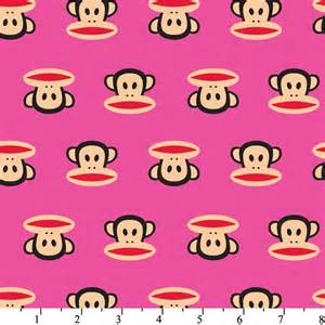 1 Curtain Rods Paul Frank Julius Pink Flannel