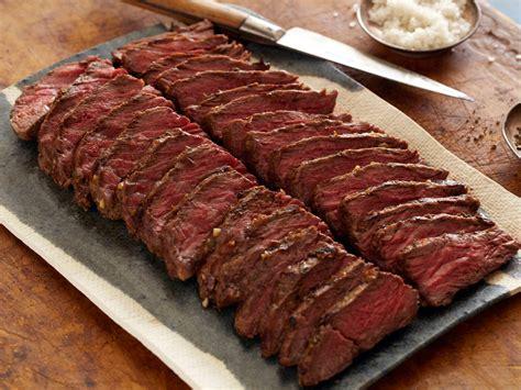 marinated grilled hanger steak recipe anne burrell