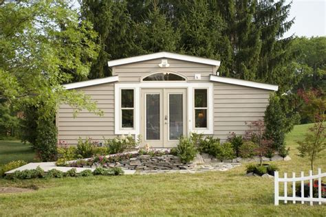 small backyard homes medcottage a tiny house designed for the elderly small
