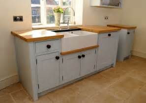 Kitchen Sinks With Cabinets by 19 Minimalist Freestanding Kitchen Sink Designs