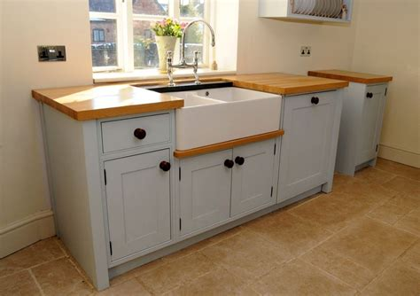 Kitchen Cabinets With Sink 19 Minimalist Freestanding Kitchen Sink Designs