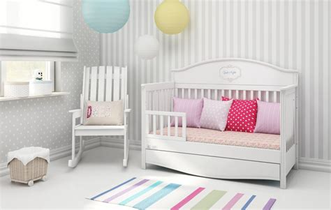 lilly cot bed in white convertible funique co uk