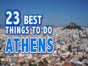 Things To Do In Athens by 23 Best Things To Do In Athens Greece Top Attractions