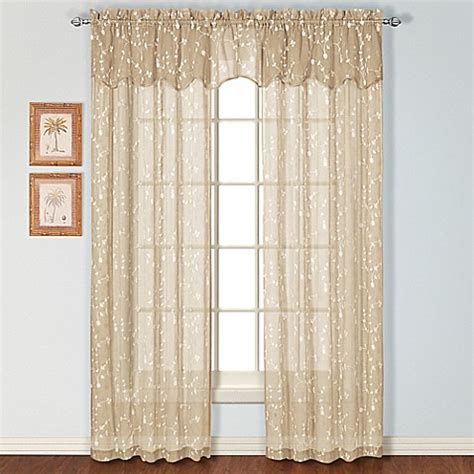 63 inch window curtains buy savannah rod pocket 63 inch window curtain panel in