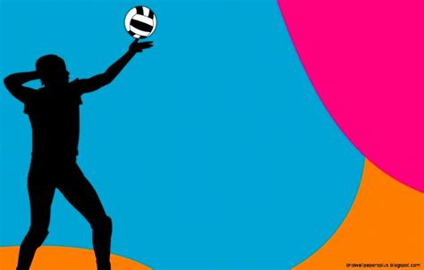 cool volleyball wallpaper volleyball wallpaper hd wallpapers plus