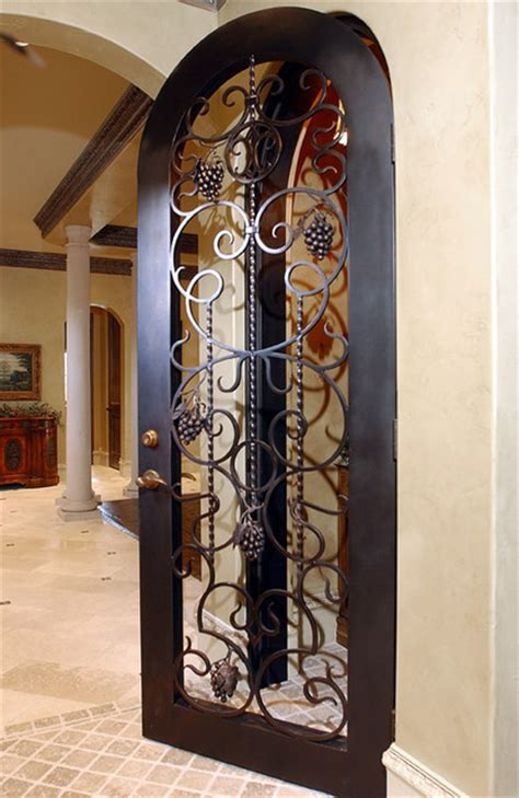 Wrought Iron Interior Door Iron Doors Interior Doors Dallas By Elegante Iron Inc