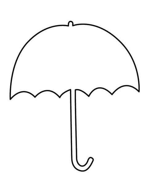 umbrella art pattern umbrella clipart coloring pages alkuopetusideat