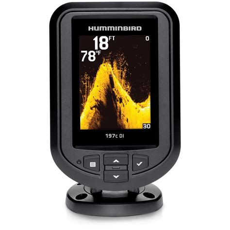 humminbird piranhamax 197c di fishfinder 634248 fish
